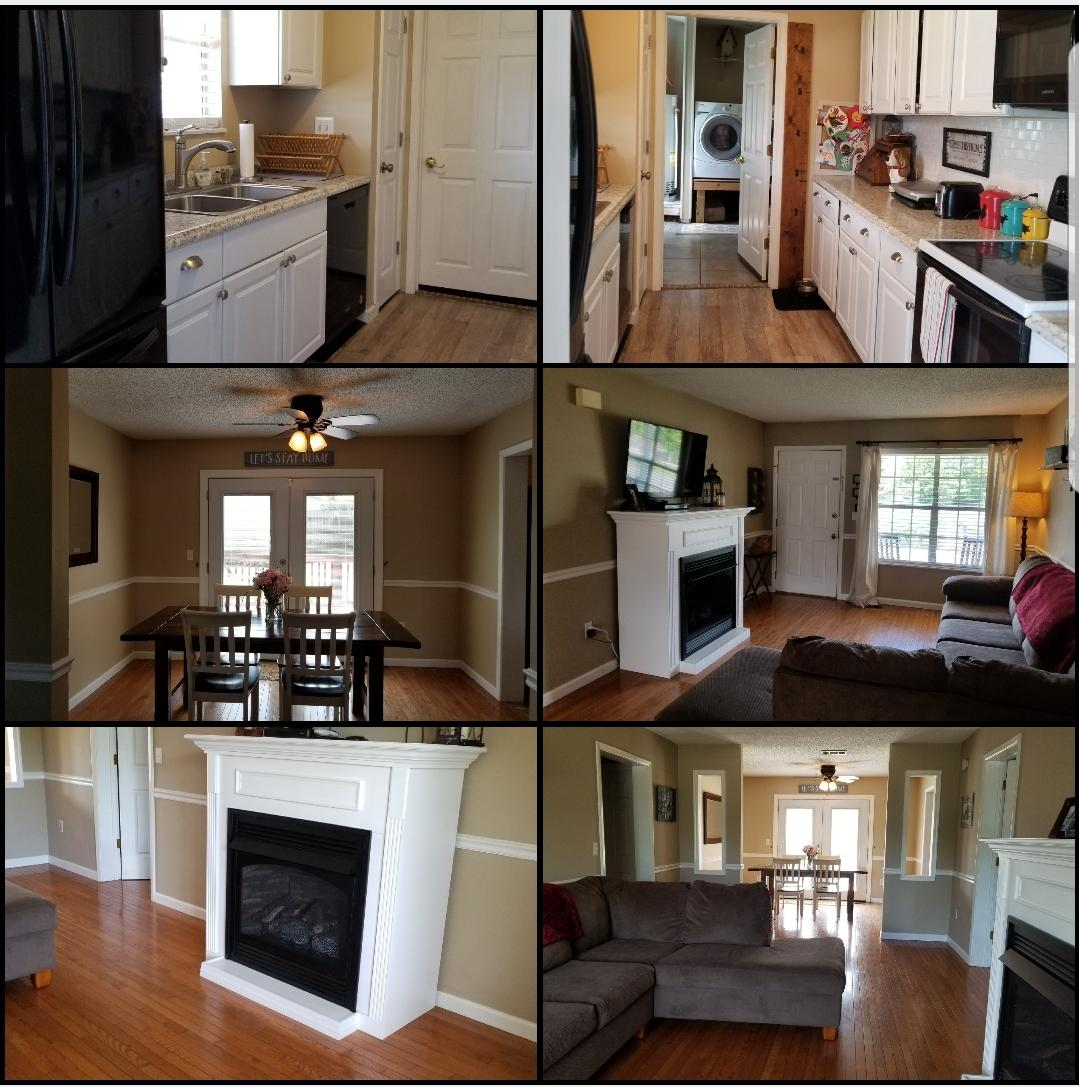 700 Crestwood, Clinton, Tennessee, United States 37716, 3 Bedrooms Bedrooms, ,2 BathroomsBathrooms,Single Family,For Sale,Crestwood,1042444