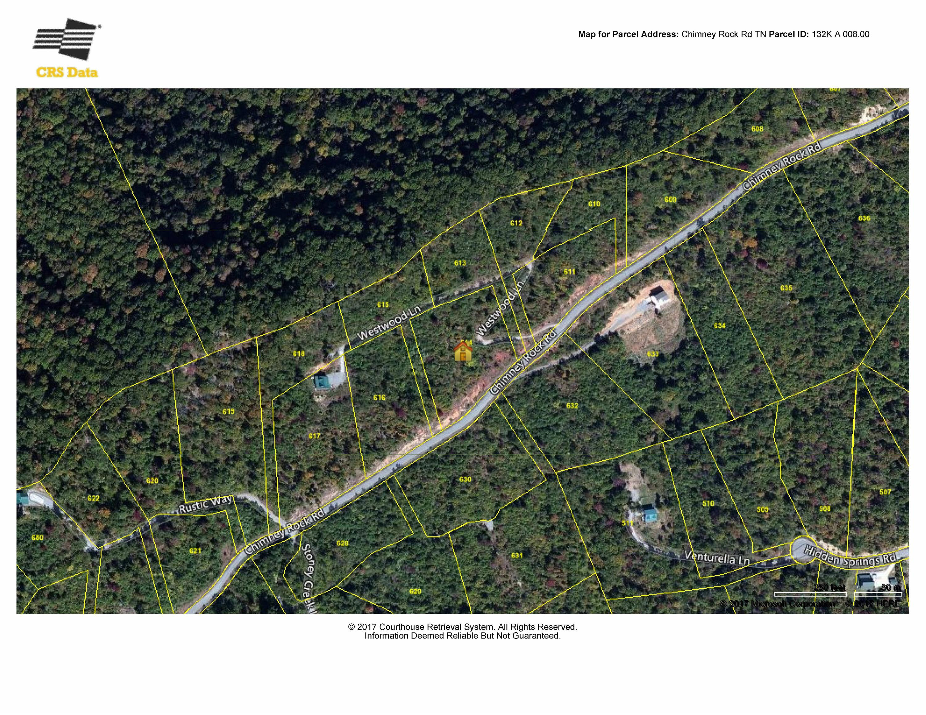 Lot 614 Chimney Rock Rd: