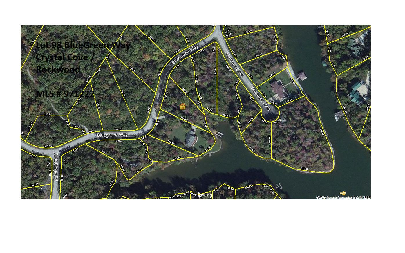 Lot 98 Bluegreen- Rockwood- Tennessee- United States 37854, ,Lots & Acreage,For Sale,Bluegreen,1045438