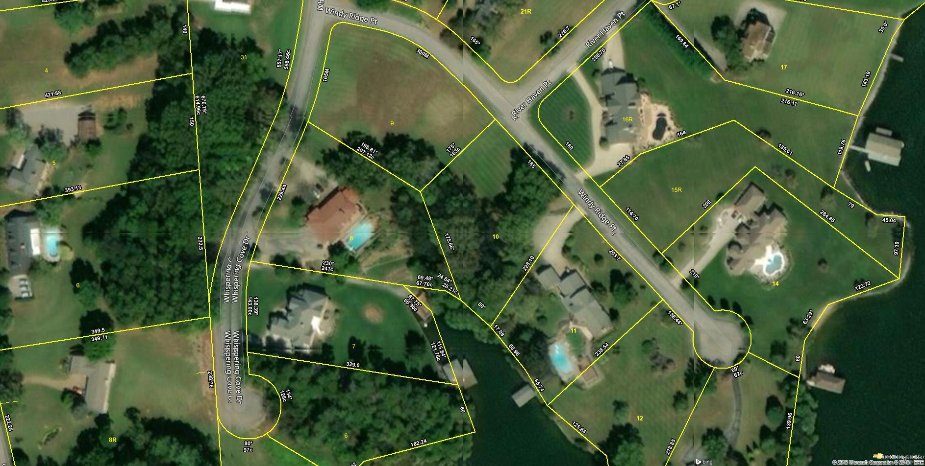 Lot 9 & 10 Windy Ridge Point: