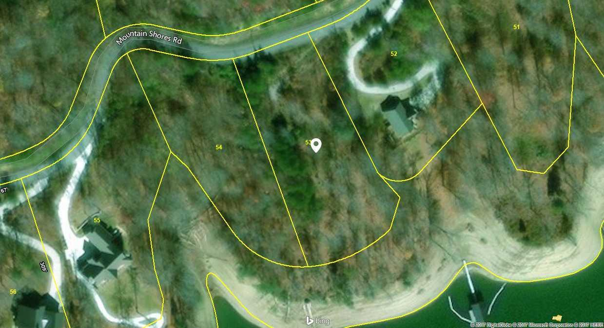Lot 53 Mountain Shores Rd: