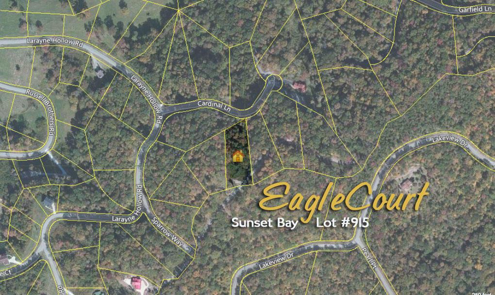 Lot 915 Eagle Court: