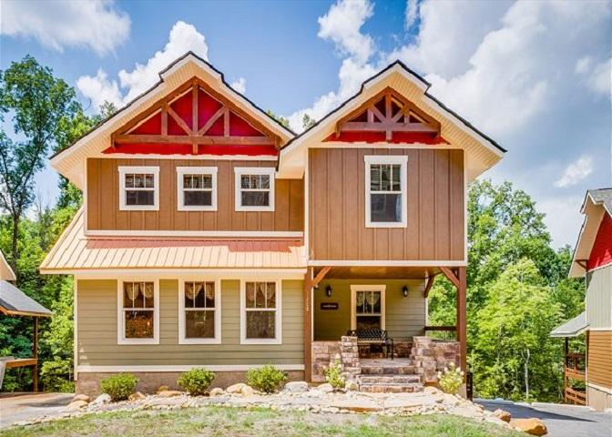 1134 Anastasia Way, Gatlinburg, Tennessee 37738, 4 Bedrooms Bedrooms, ,4 BathroomsBathrooms,Single Family,For Sale,Anastasia,1064913