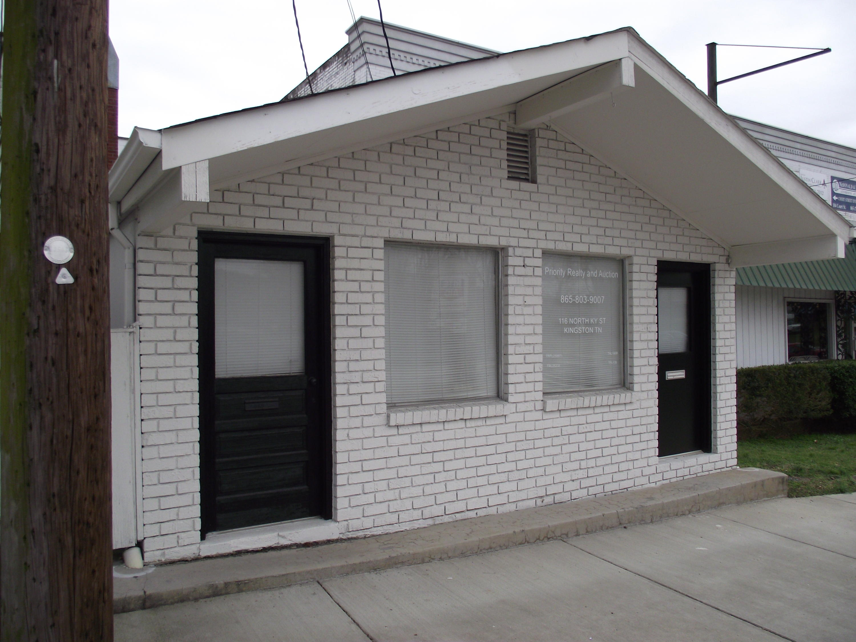 116 Kentucky St, Kingston, Tennessee 37763, ,Commercial,For Sale,Kentucky,1066485