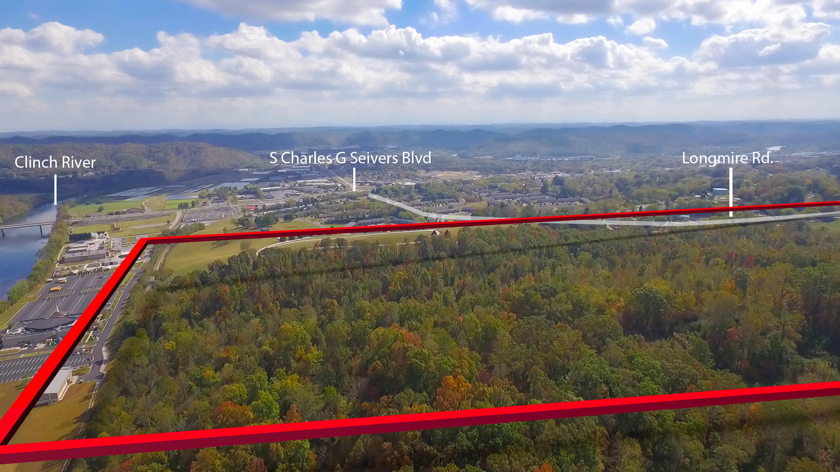 Lake City- Clinton- Tennessee- United States 37716, ,Lots & Acreage,For Sale,Lake City,1068267