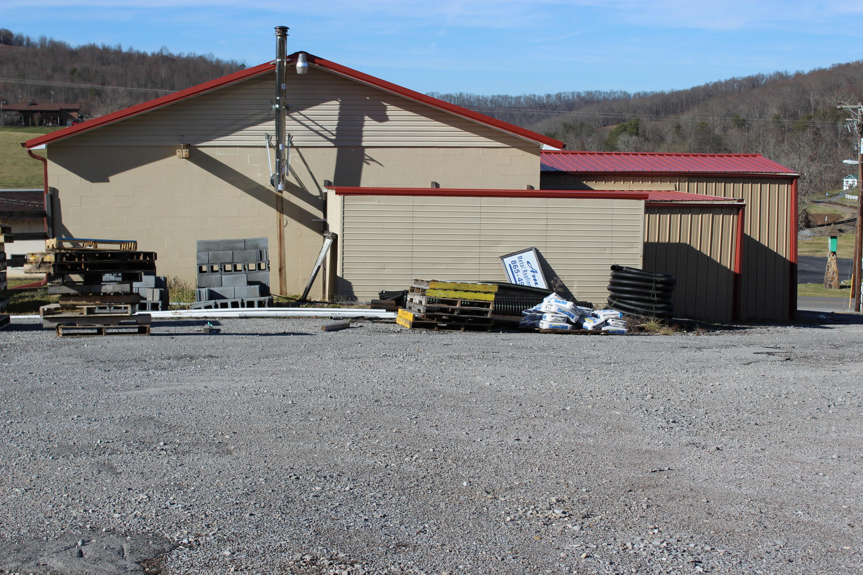 8145 Hwy 131, Washburn, Tennessee 37888, ,Commercial,For Sale,Hwy 131,1069368
