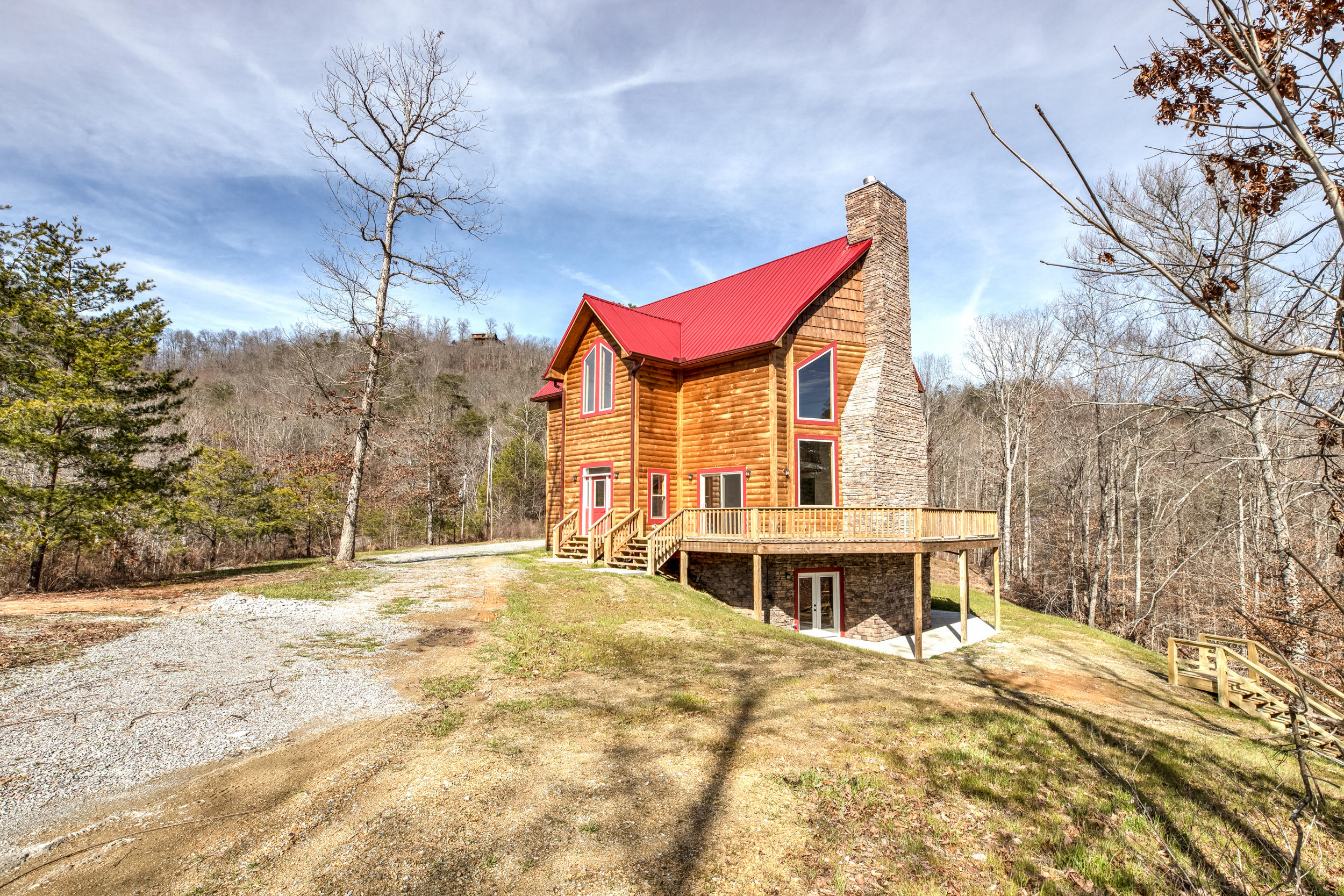 339 Lick Branch Drive, New Tazewell, Tennessee