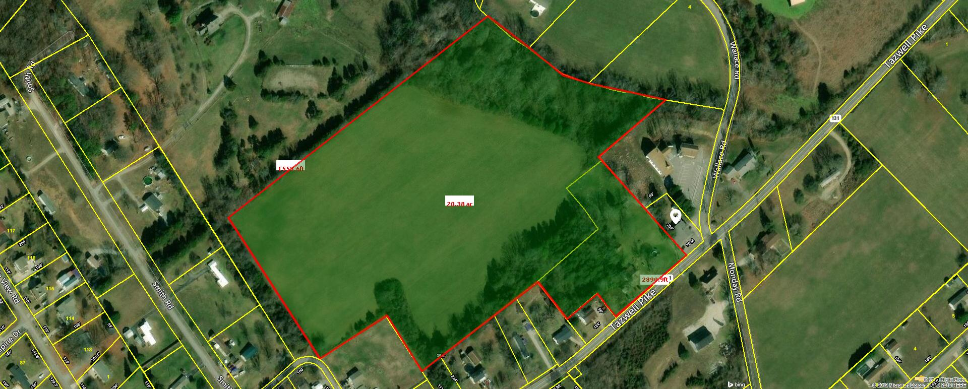 1312 Tazewell Pike, Corryton, Tennessee 37721, ,Lots & Acreage,For Sale,Tazewell,1070152
