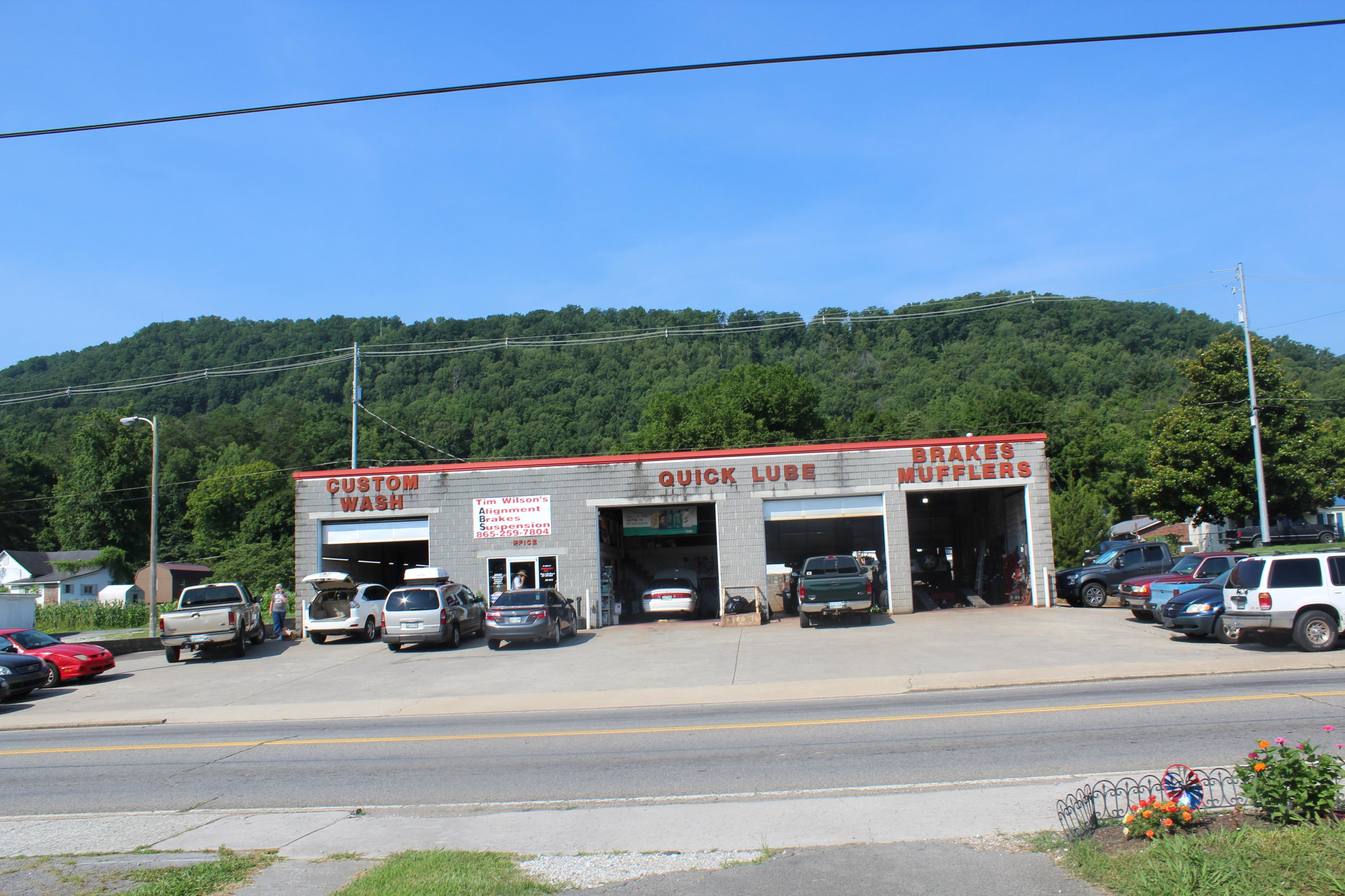 601 Main St, Rocky Top, Tennessee 37769, ,Commercial,For Sale,Main,1070277