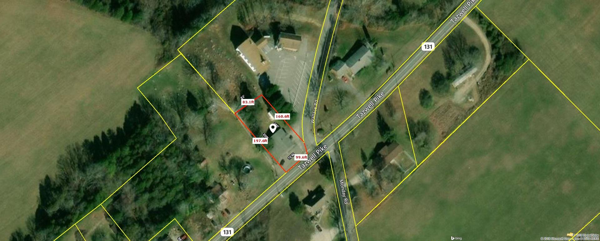 1302 Tazewell Pike, Corryton, Tennessee 37721, ,Multi-family,For Sale,Tazewell,1070357