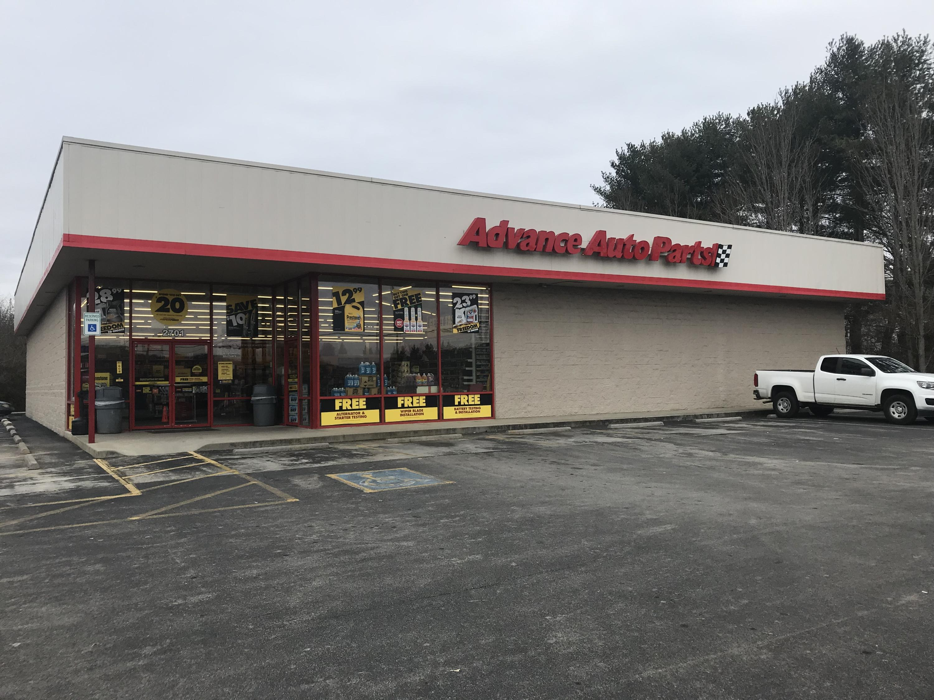 2701 Broadway Ave, Maryville, Tennessee 37804, ,Commercial,For Sale,Broadway,1072917