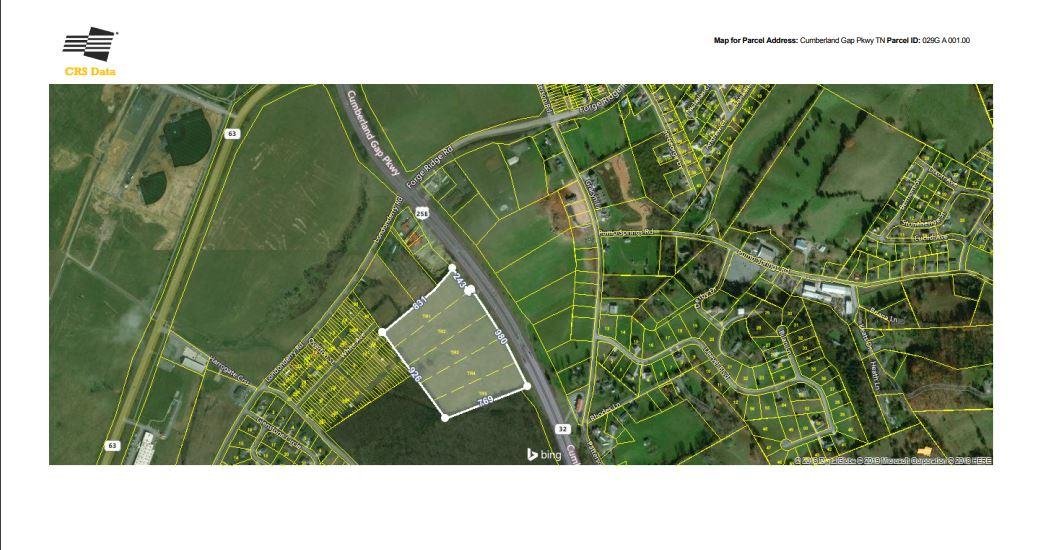 Cumberland Gap Pkwy, Harrogate, Tennessee 37752, ,Commercial,For Sale,Cumberland Gap,1075066