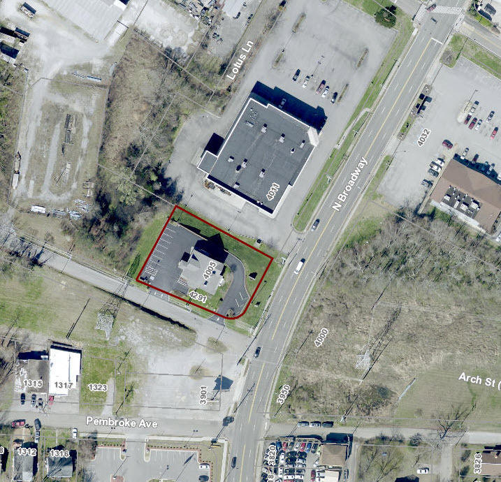 4005 Broadway, Knoxville, Tennessee 37917, ,Commercial,For Sale,Broadway,1075440