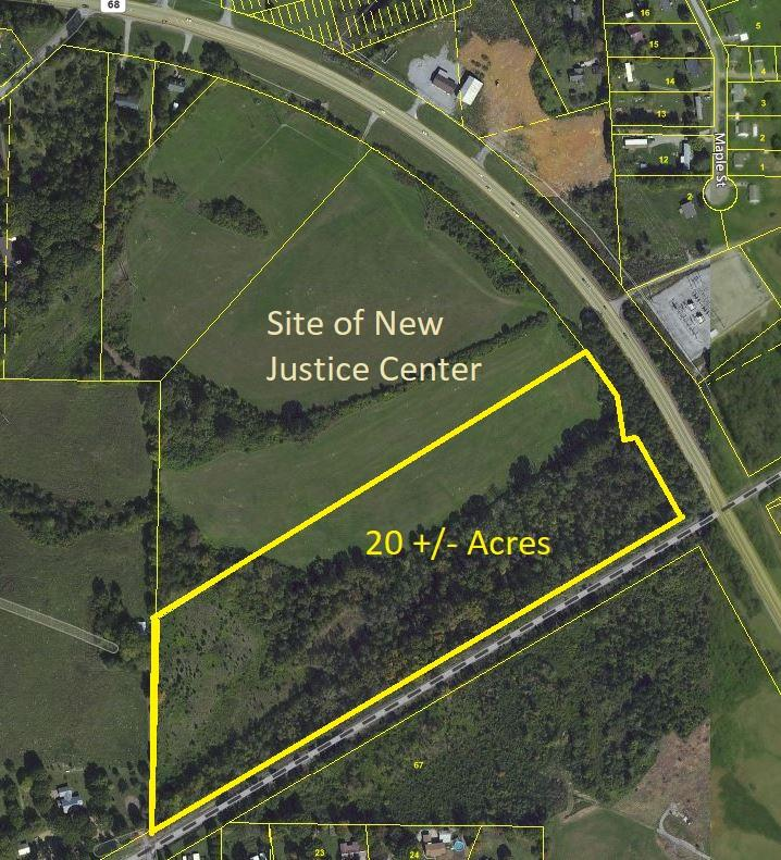 4550 Highway 68, Madisonville, Tennessee 37354, ,Commercial,For Sale,Highway 68,1075535