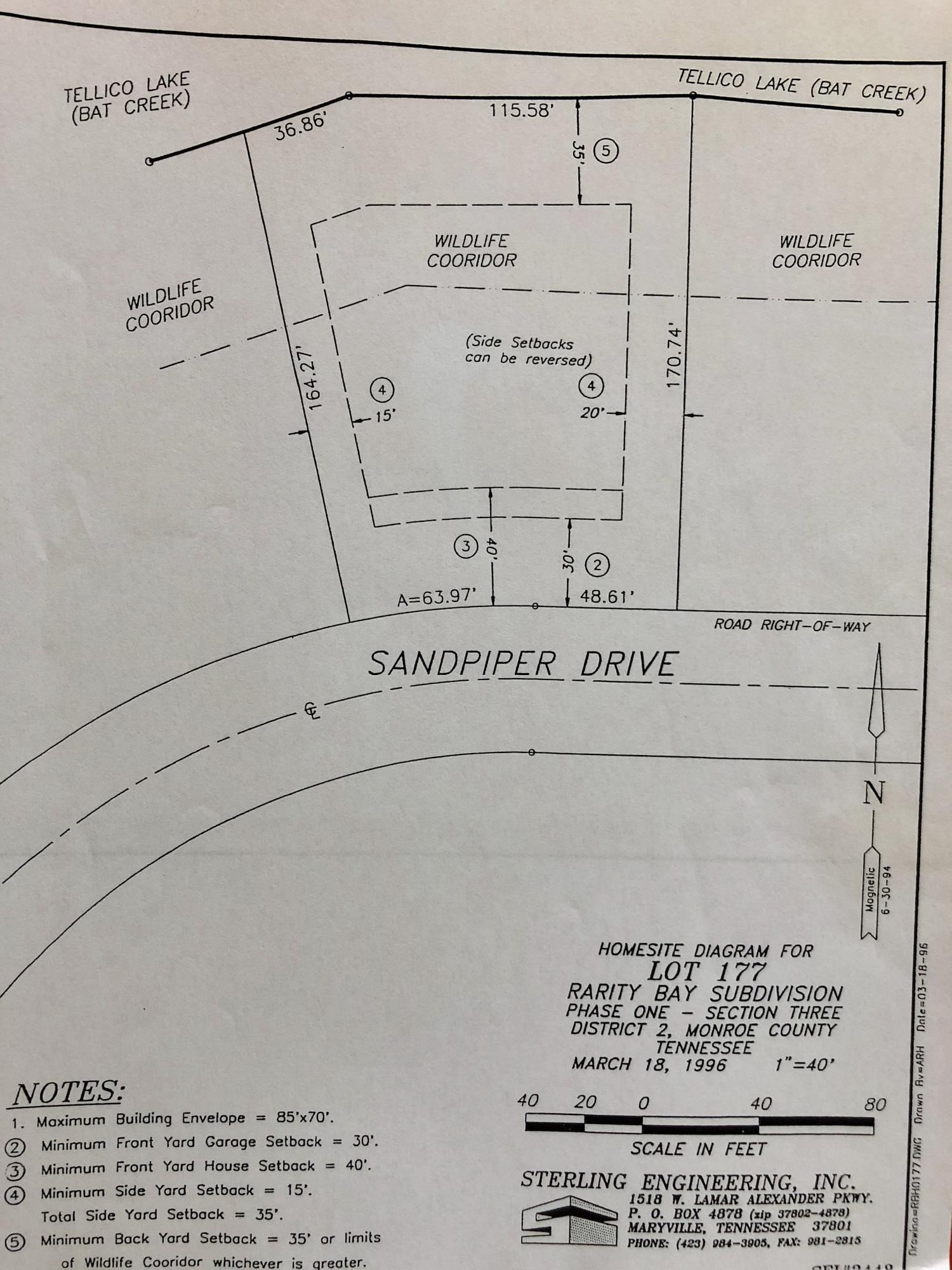657 Sandpiper Drive: