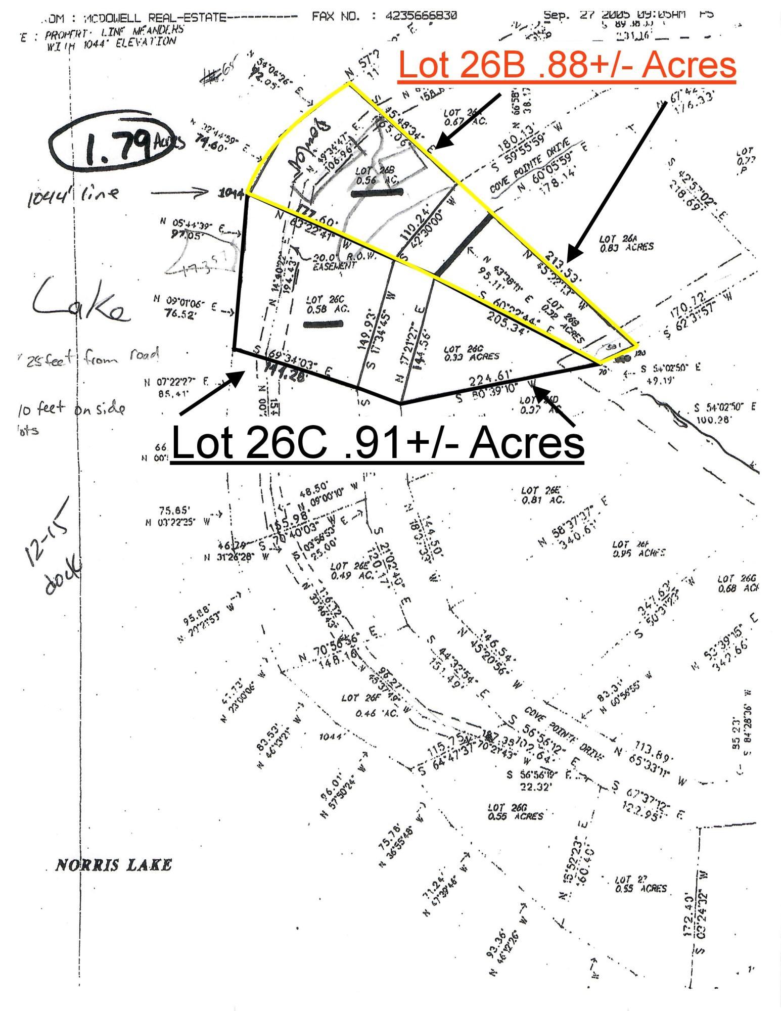 1742 Cove Pointe Rd:
