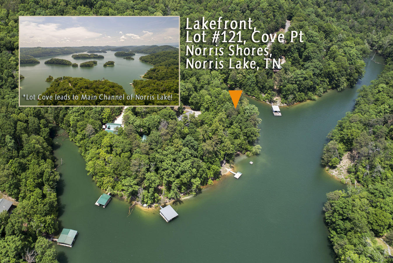 Lot 121 Cove Point