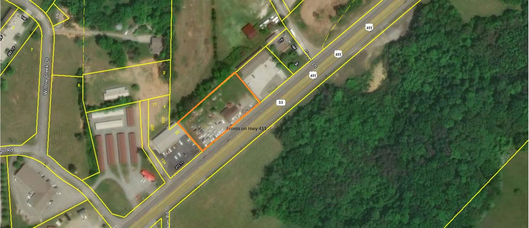 3720 Highway 411, Madisonville, Tennessee 37354, ,Commercial,For Sale,Highway 411,1081697