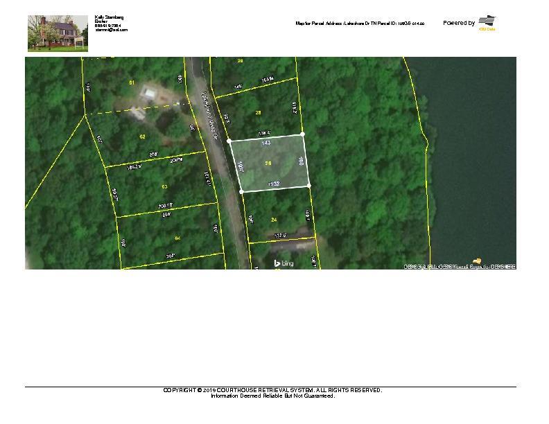 Lakeshore Drive, Kingston, Tennessee 37763, ,Lots & Acreage,For Sale,Lakeshore,1076073