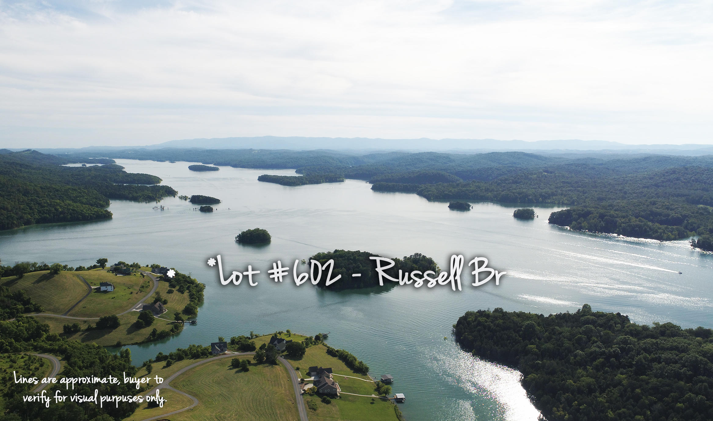 Lot 602 Russell Brothers Rd, Sharps Chapel, Tennessee 37866, ,Lots & Acreage,For Sale,Lot 602 Russell Brothers,1032166