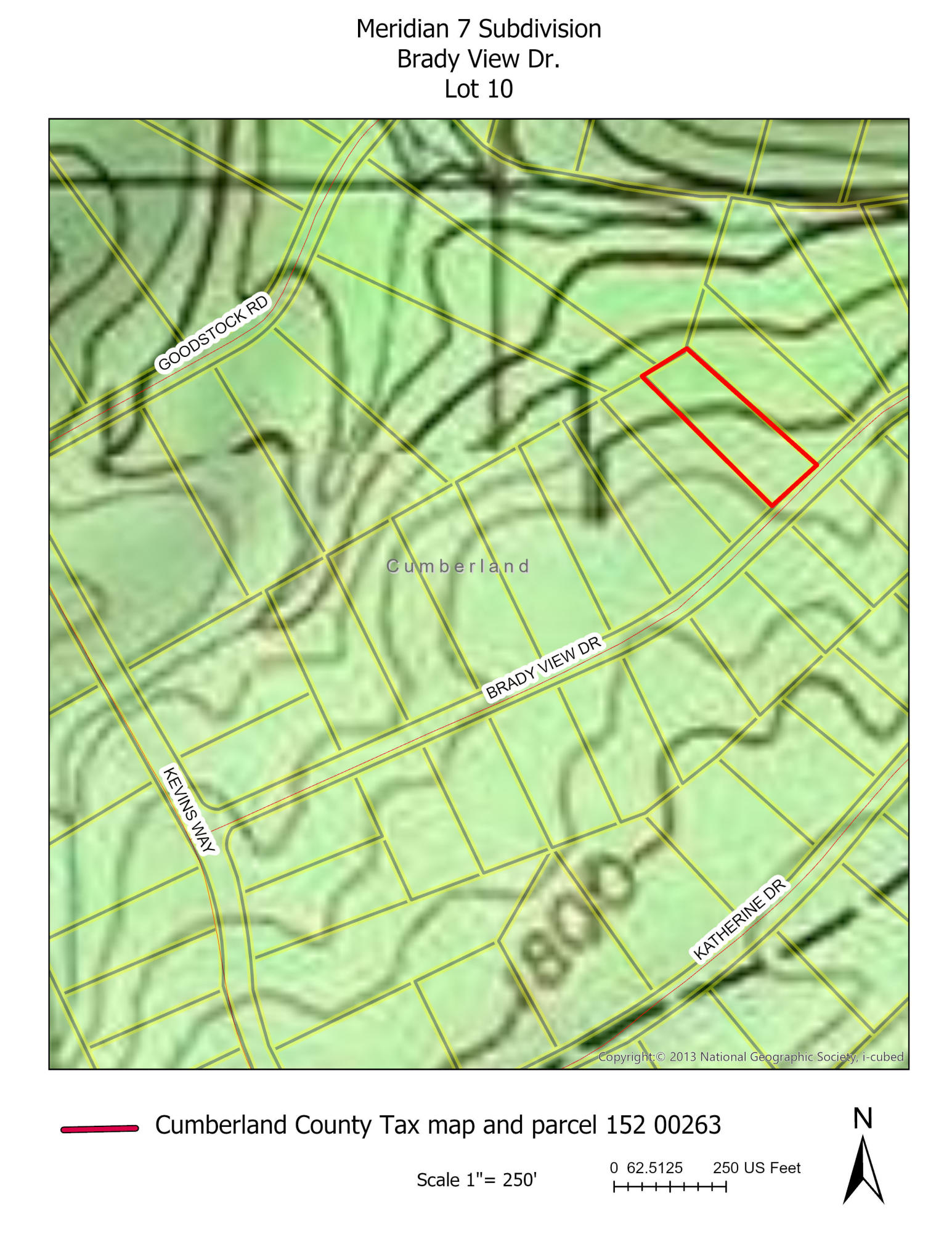 Lot # 10 Brady View Drive- Crossville- Tennessee 38555, ,Lots & Acreage,For Sale,Lot # 10 Brady View,1014763