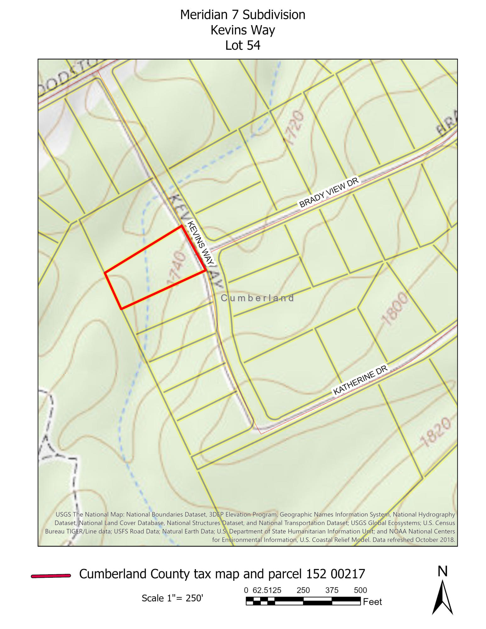 Lot # 54 Kevins- Crossville- Tennessee- United States 38555, ,Lots & Acreage,For Sale,Lot # 54 Kevins,1021458