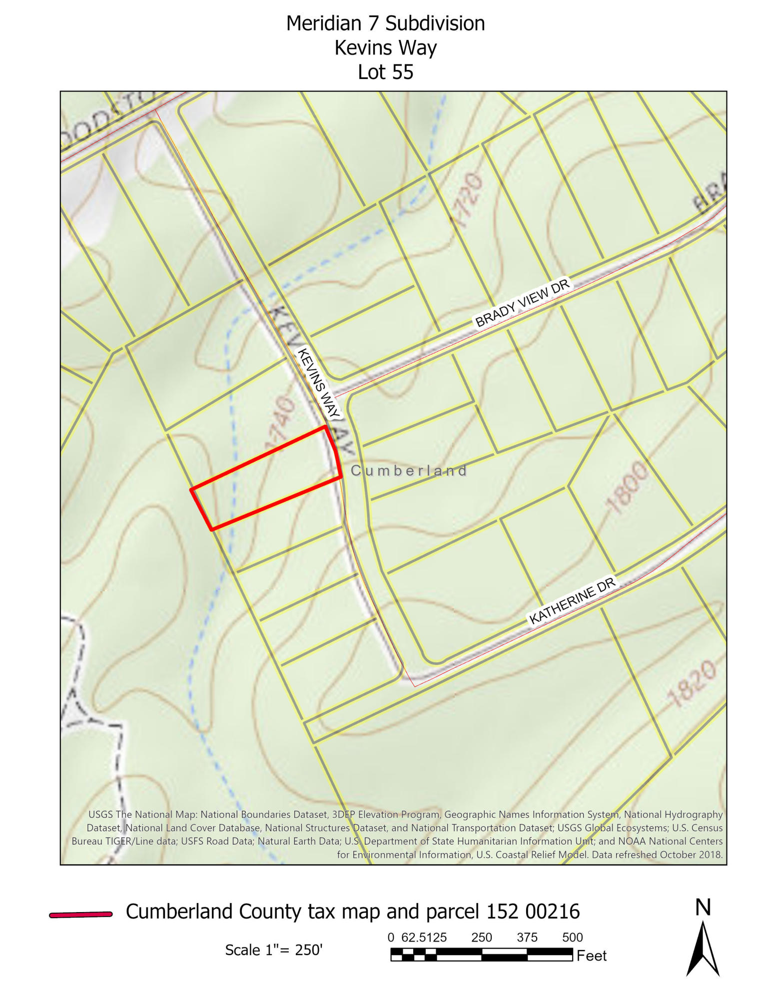 Lot # 55 Kevins- Crossville- Tennessee- United States 38555, ,Lots & Acreage,For Sale,Lot # 55 Kevins,1021464