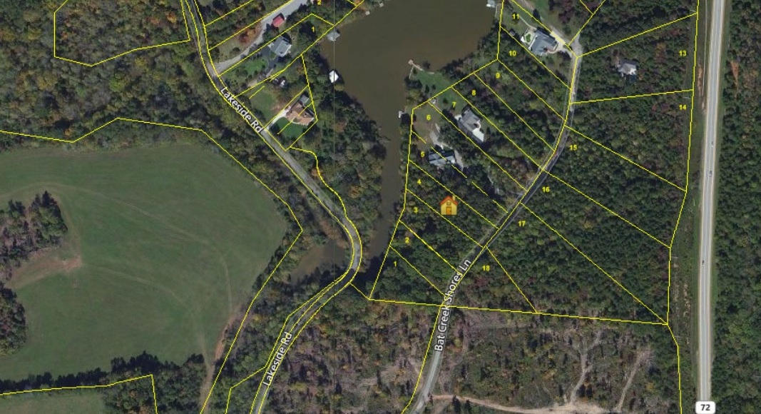 Lot 4 Bat Creek Shores Lane: