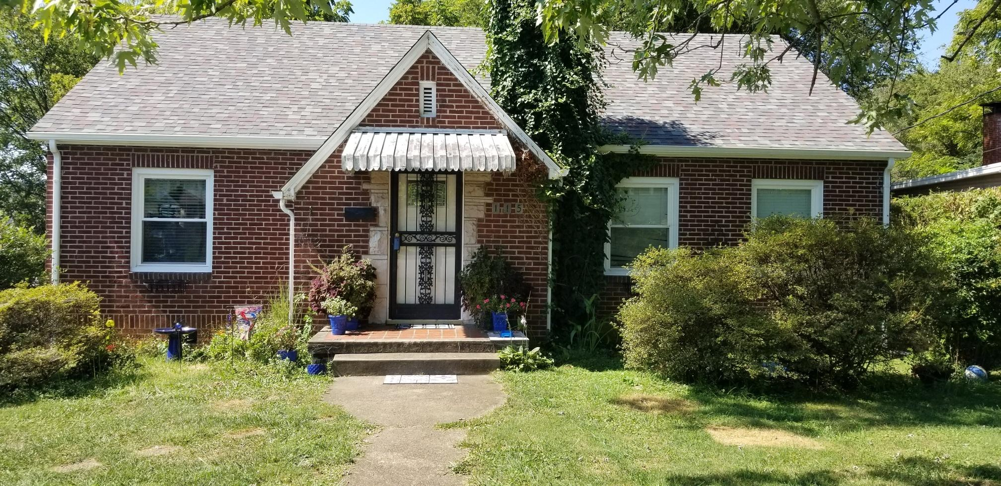 115 Hillcrest Drive, Knoxville, Tennessee 37918, 3 Bedrooms Bedrooms, ,1 BathroomBathrooms,Single Family,For Sale,Hillcrest,1093901