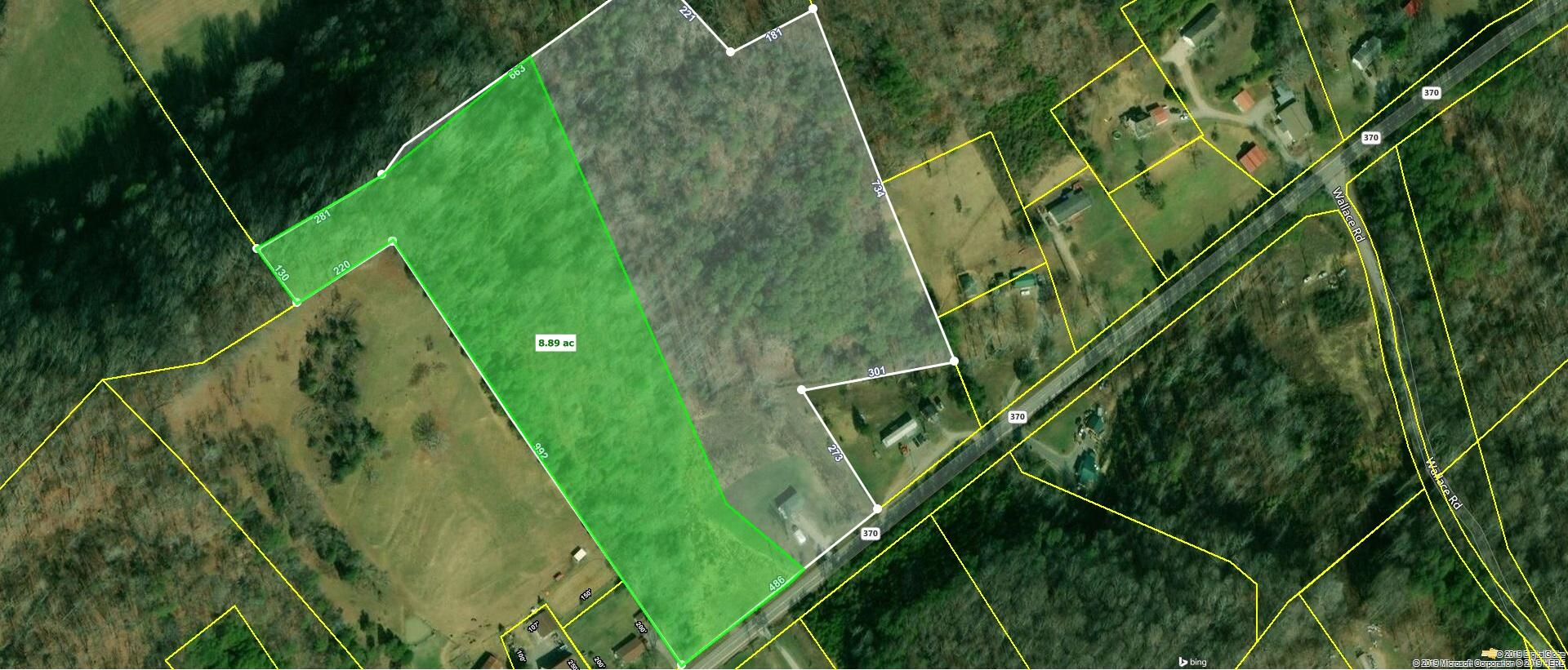 8.54 Ac Hwy 370, Luttrell, Tennessee 37779, ,Lots & Acreage,For Sale,Hwy 370,1097239