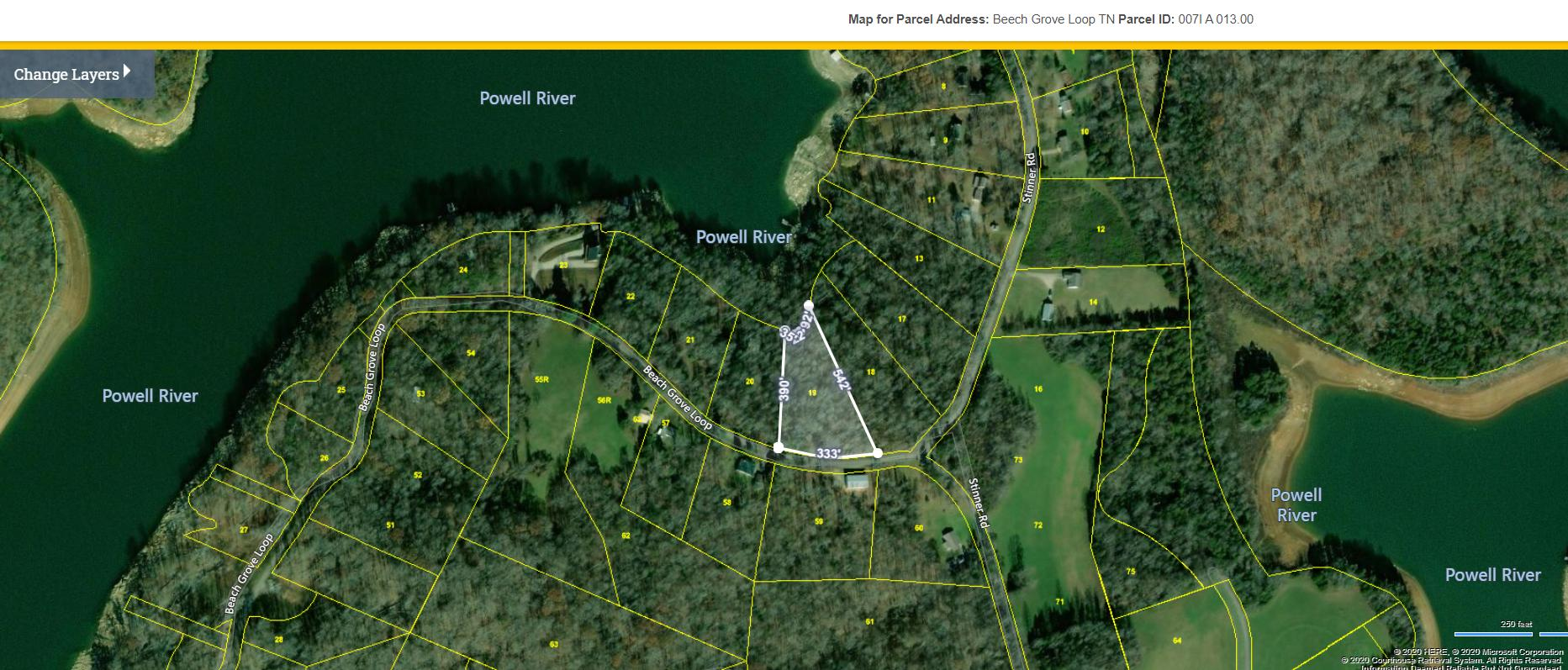 Beech Grove Loop, Sharps Chapel, Tennessee 37866, ,Lots & Acreage,For Sale,Beech Grove,1104689