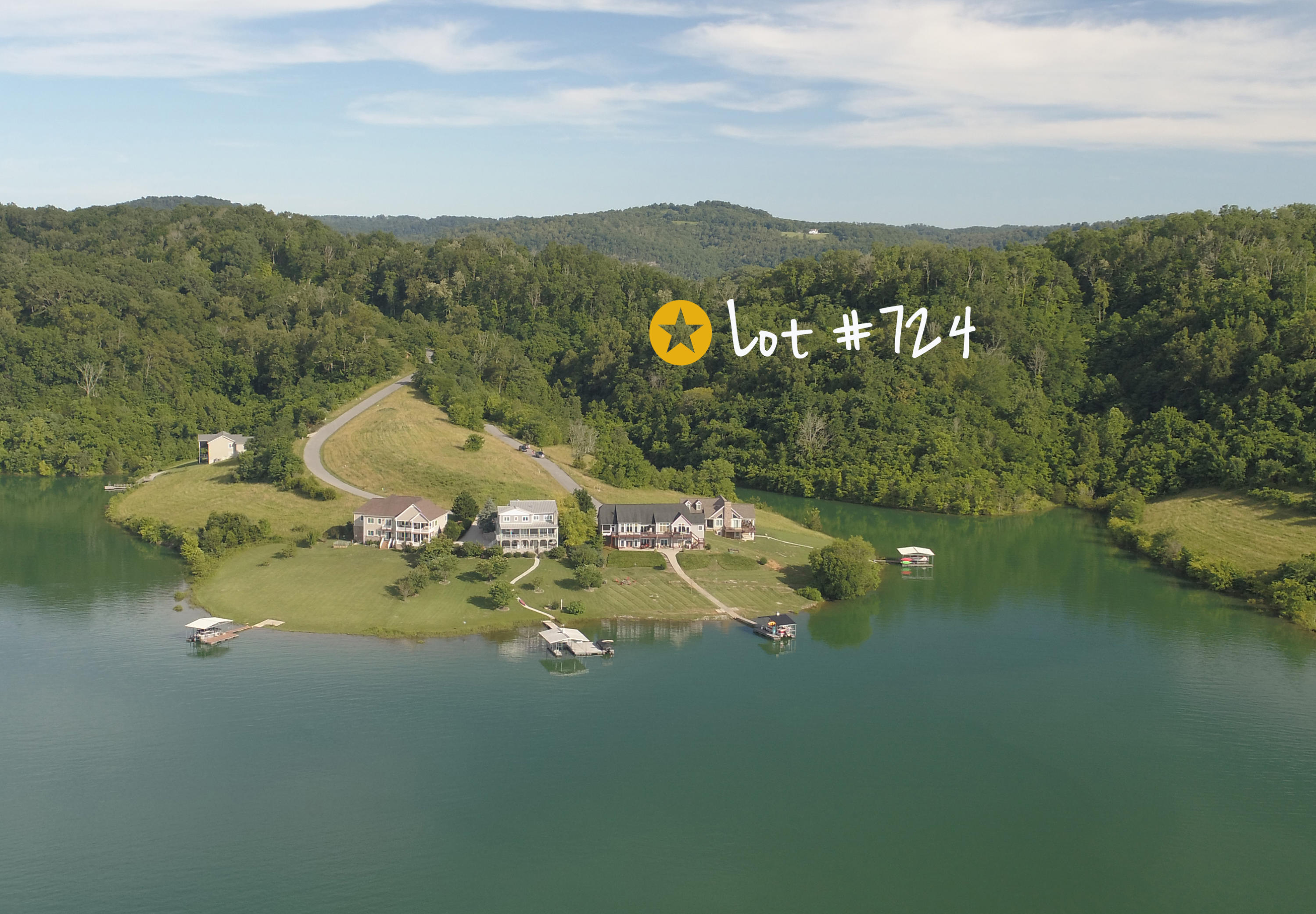 Lot 724 Russell Br Rd:
