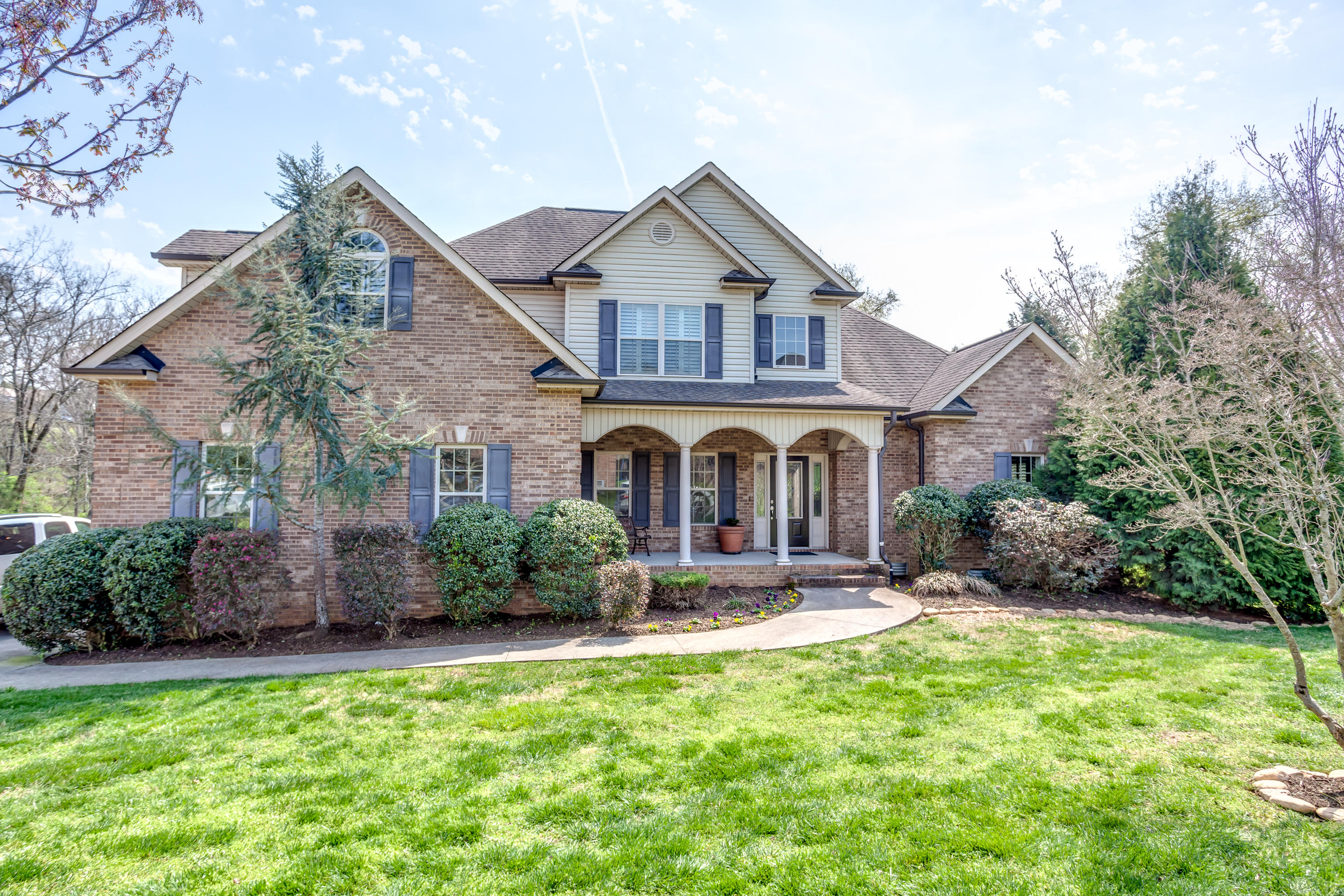 3424 Hubbs Crossing, Knoxville, Tennessee, United States 37938, 4 Bedrooms Bedrooms, ,3 BathroomsBathrooms,Single Family,For Sale,Hubbs Crossing,1112499