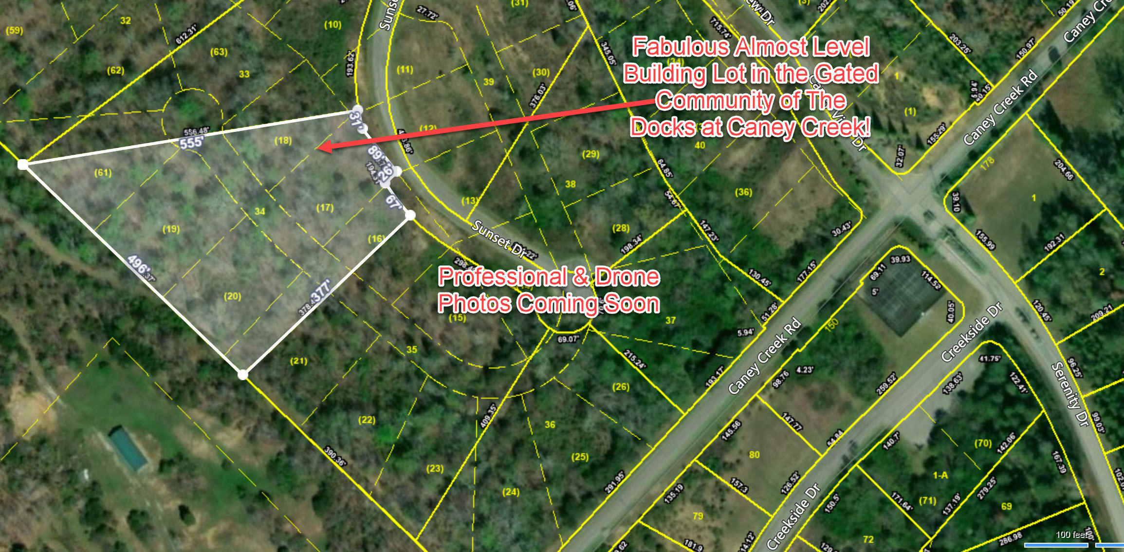 406 Sunset, Harriman, Tennessee, United States 37748, ,Lots & Acreage,For Sale,Sunset,1112554