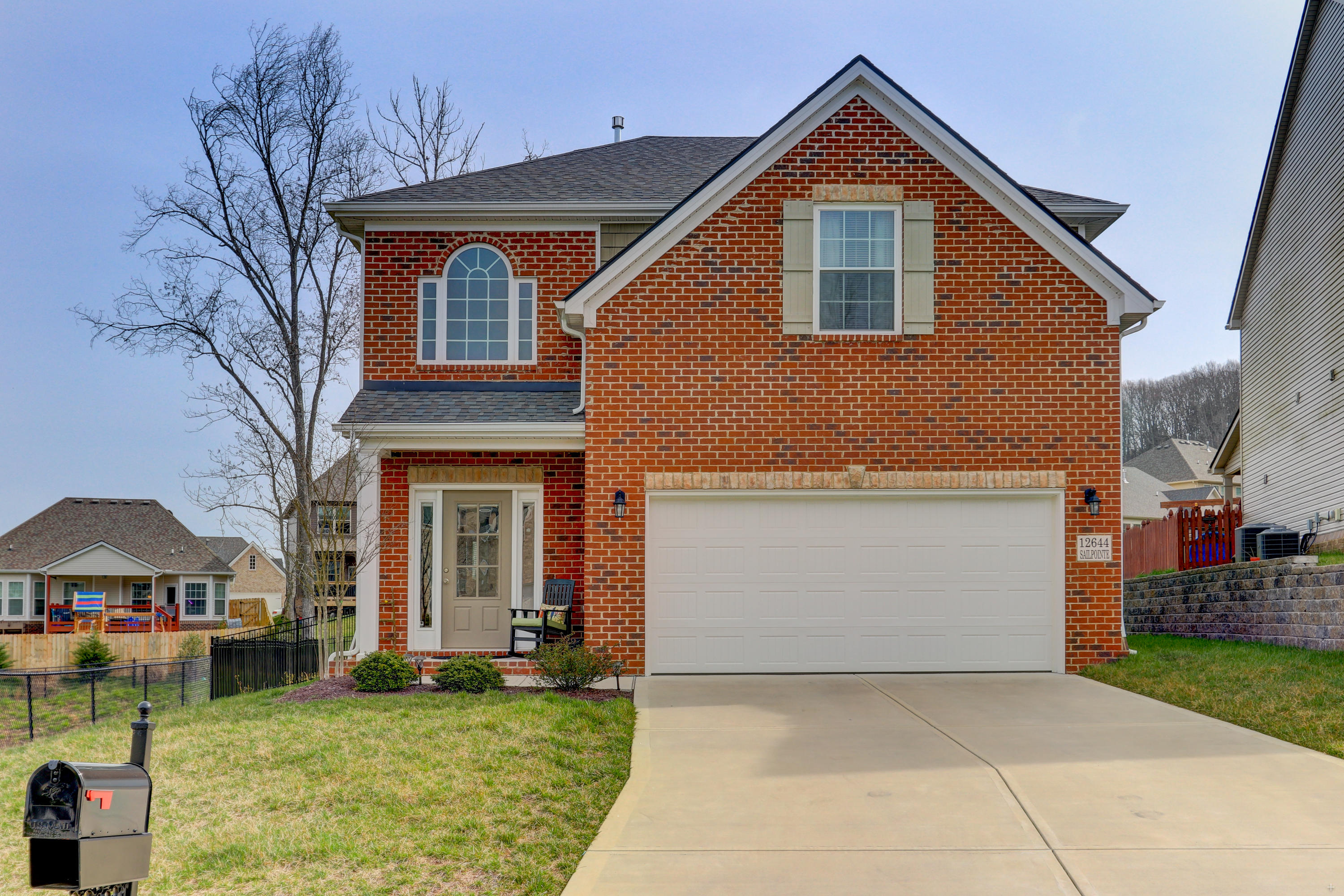 12644 Sailpointe Lane, Knoxville, Tennessee 37922, 3 Bedrooms Bedrooms, ,2 BathroomsBathrooms,Single Family,For Sale,Sailpointe,1118529