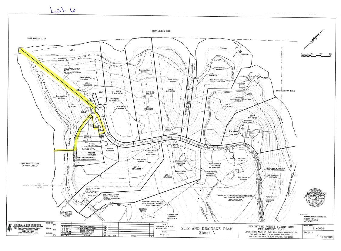 Lot 6 Osprey Point: