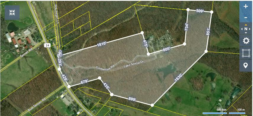 500 Timberline Rd, Crossville, Tennessee 38571, ,Lots & Acreage,For Sale,Timberline,1115114