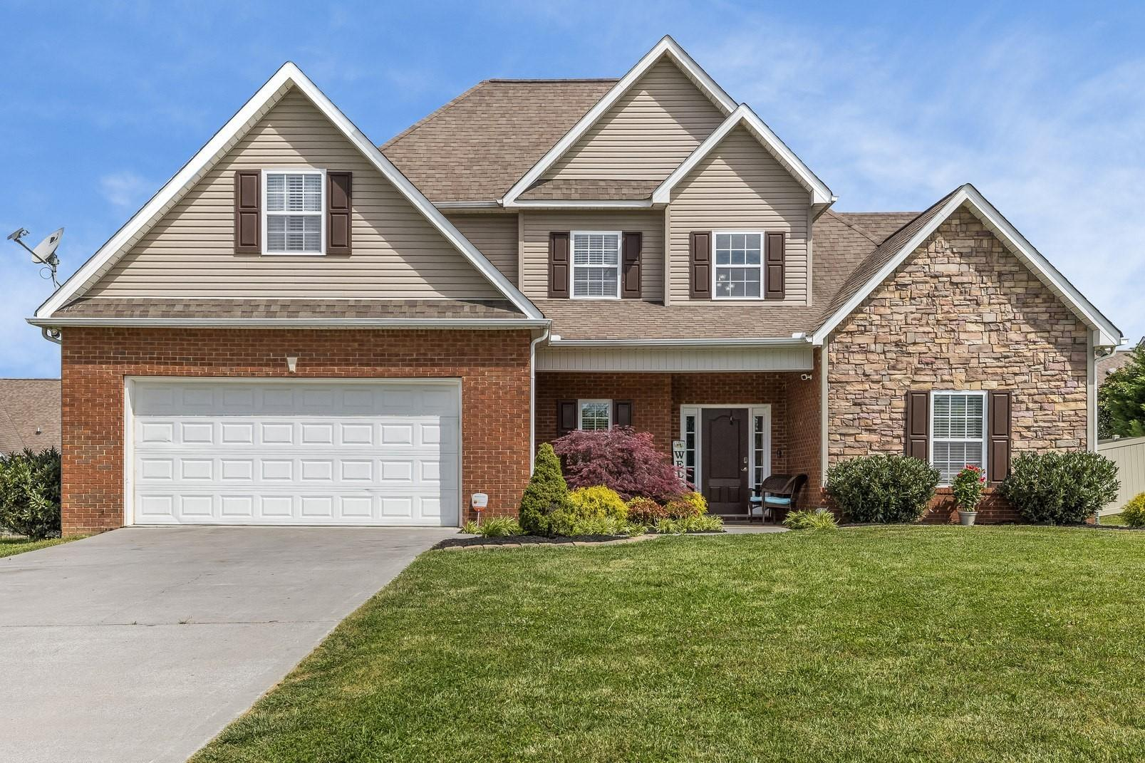 9321 Gabrielle Rd, Strawberry Plains, Tennessee 37871, 4 Bedrooms Bedrooms, ,2 BathroomsBathrooms,Single Family,For Sale,Gabrielle,1117229