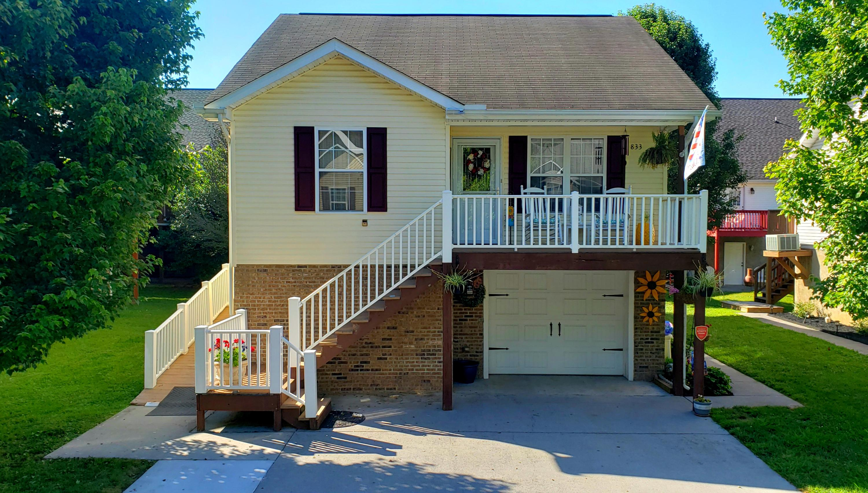 833 Plantation, Pigeon Forge, Tennessee, United States 37863, 3 Bedrooms Bedrooms, ,3 BathroomsBathrooms,Single Family,For Sale,Plantation,1119523