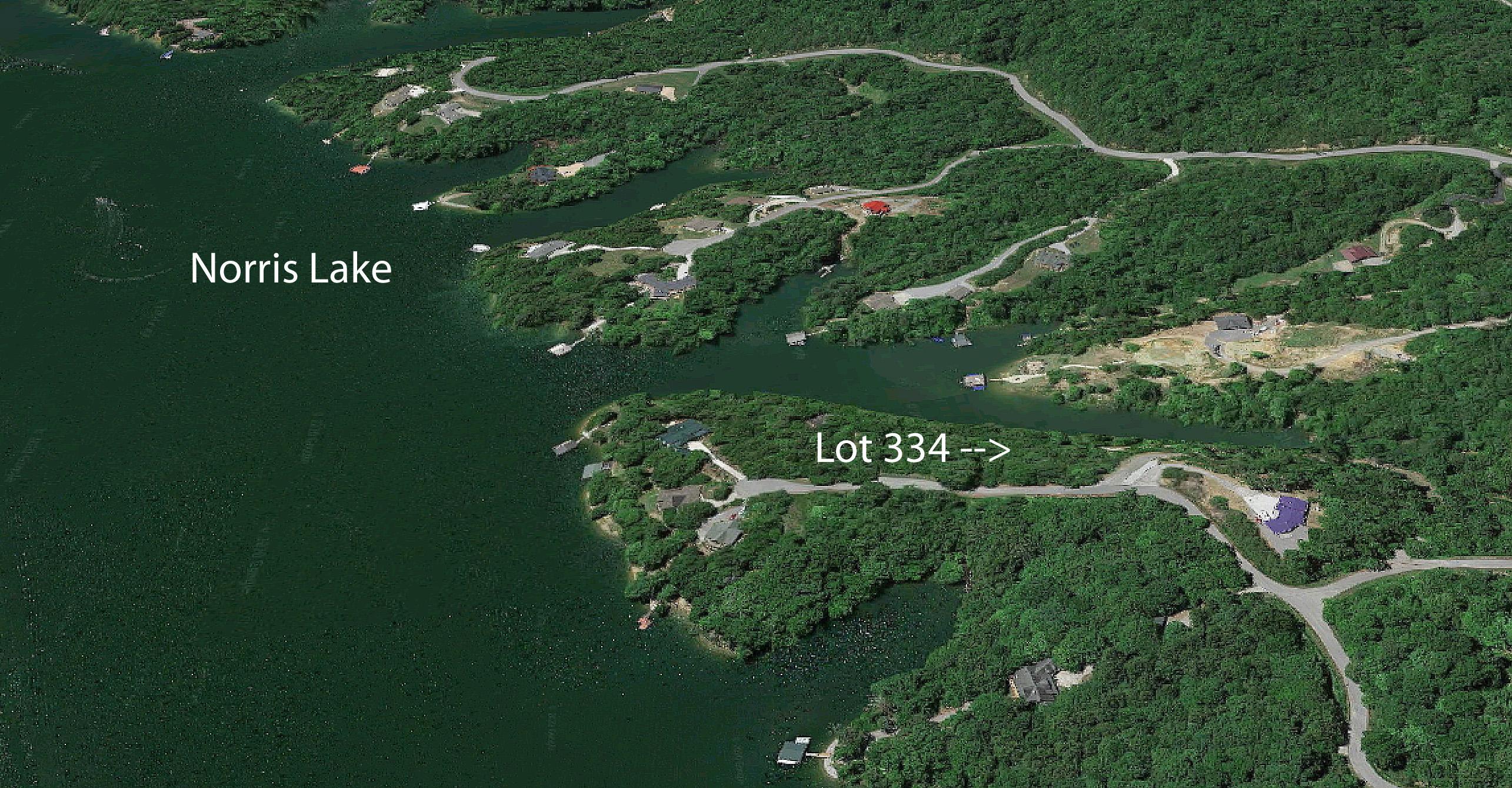 Lot 334 Shoreside Rd: