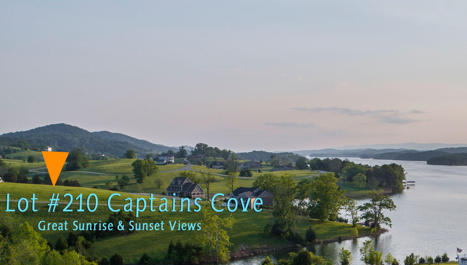 Lot 210 Captains Cove: