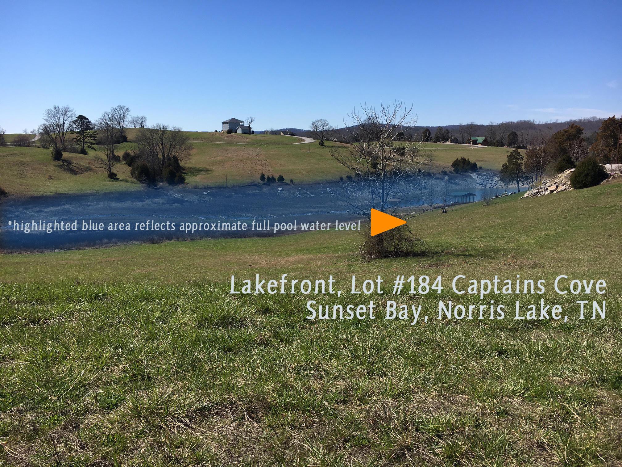 Lot 184 Captains Cove: