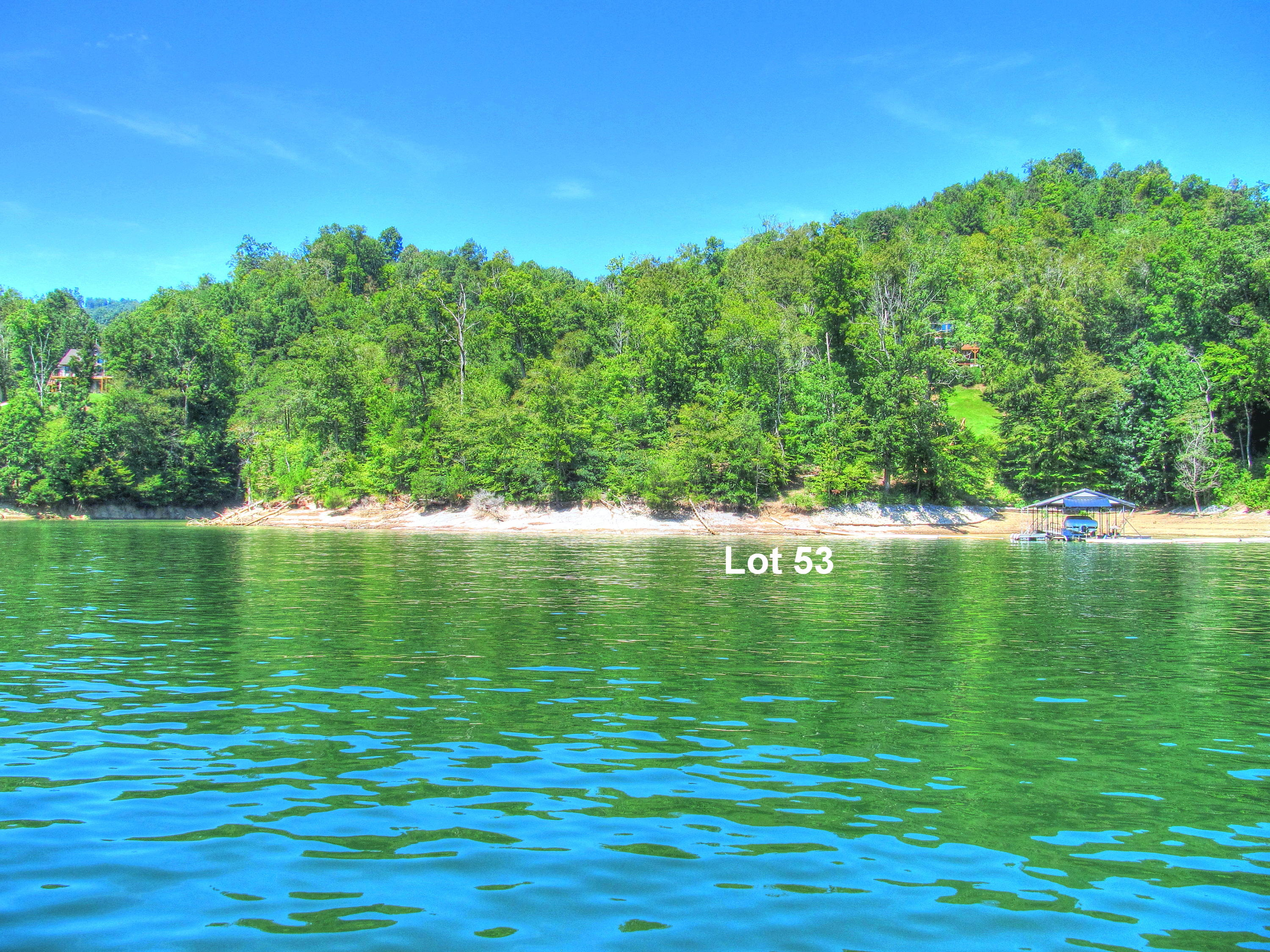 Lot 53 Mountain Shores Rd: