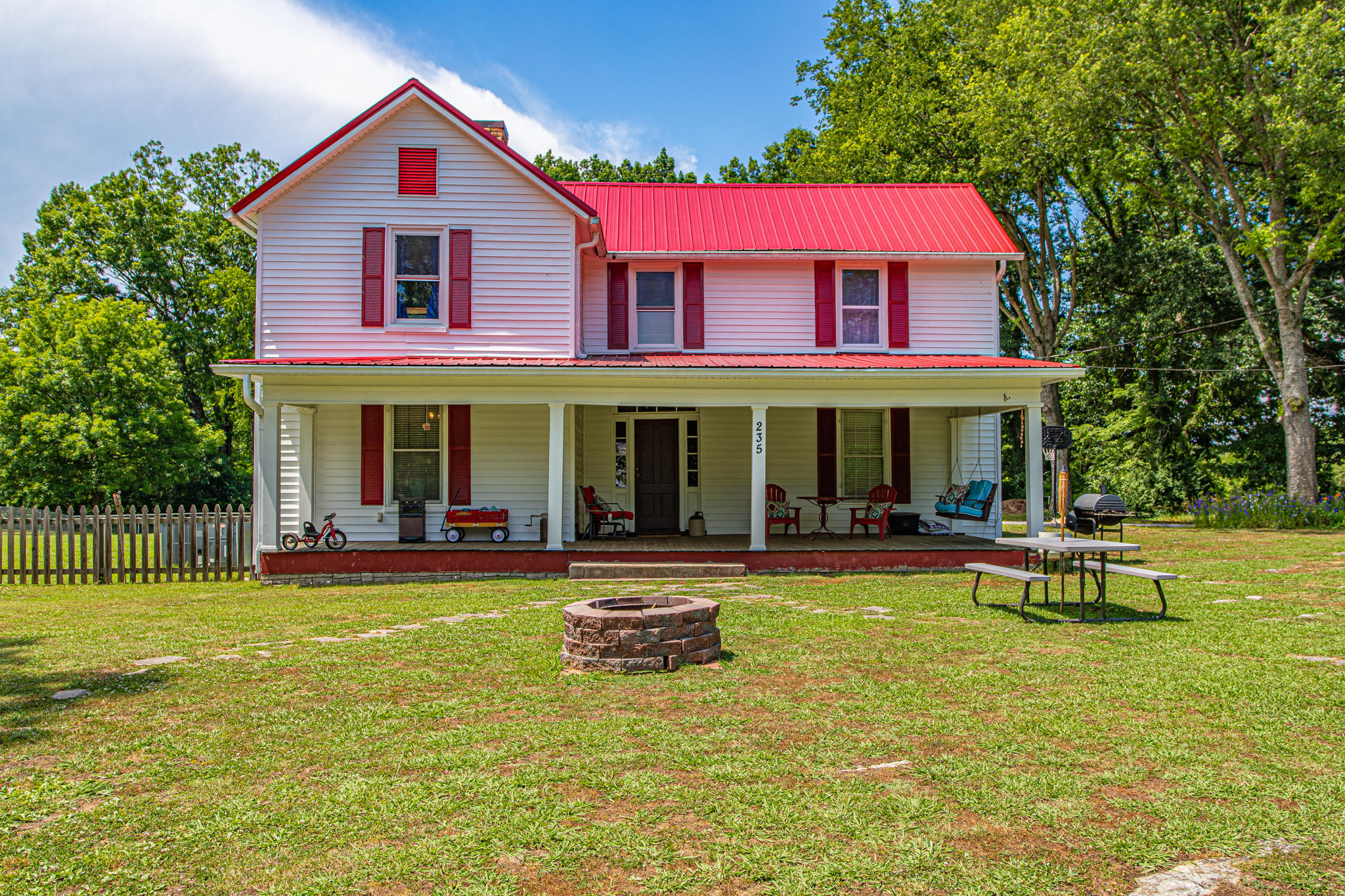 235 Hamilton, Strawberry Plains, Tennessee, United States 37871, 4 Bedrooms Bedrooms, ,1 BathroomBathrooms,Single Family,For Sale,Hamilton,1120899
