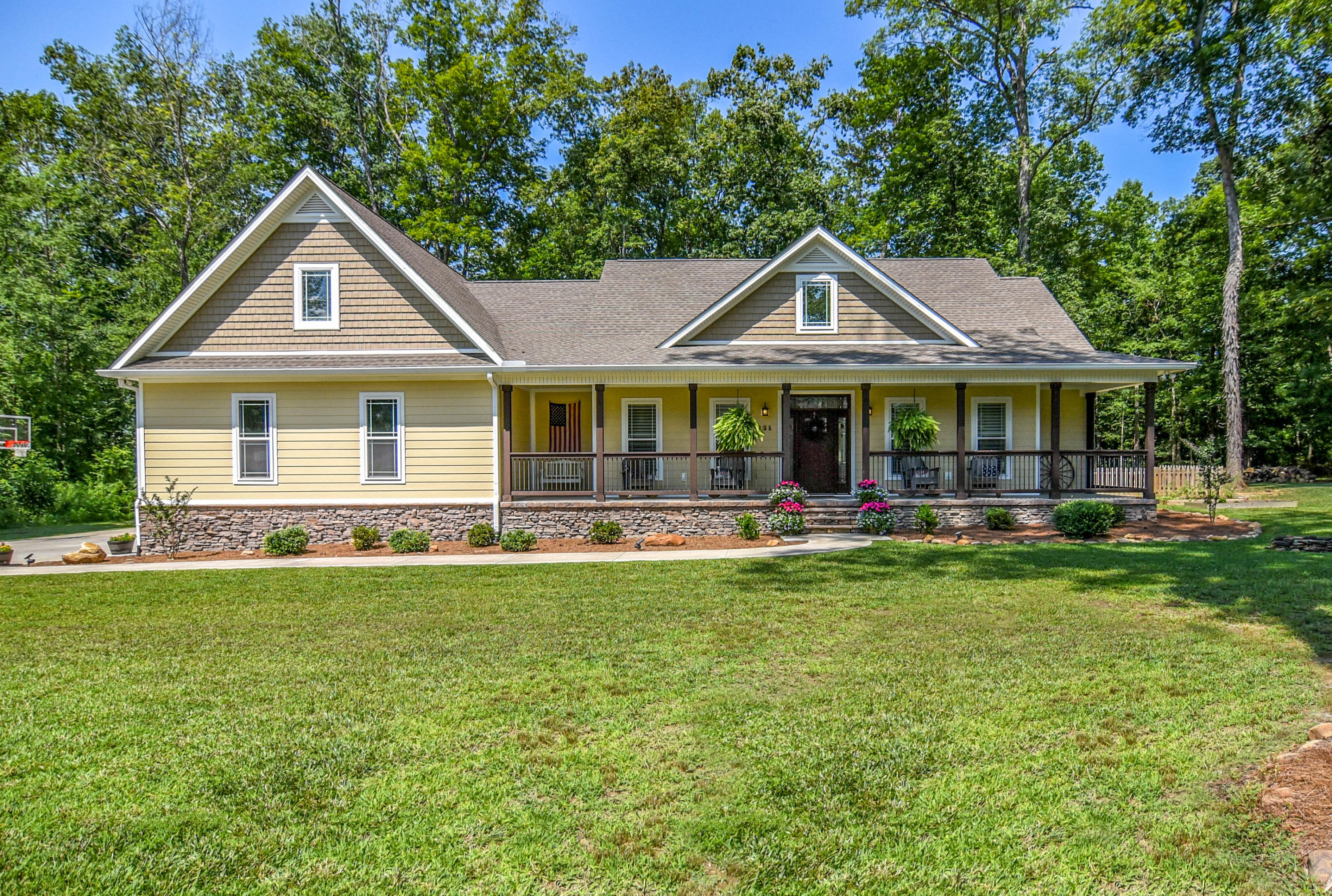 831 Gateway, Seymour, Tennessee, United States 37865, 3 Bedrooms Bedrooms, ,3 BathroomsBathrooms,Single Family,For Sale,Gateway,1122474