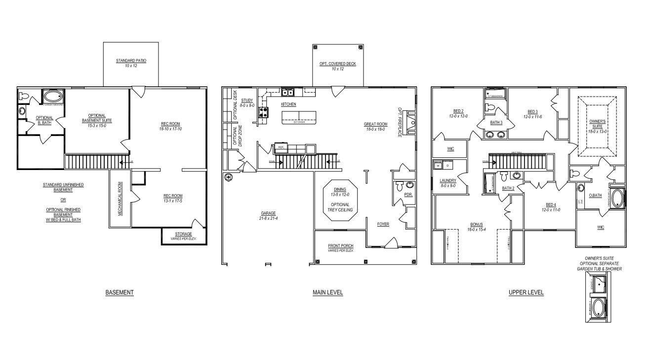 191 Ashton Fields, Lenoir City, Tennessee, United States 37771, 5 Bedrooms Bedrooms, ,4 BathroomsBathrooms,Single Family,For Sale,Ashton Fields,1125244