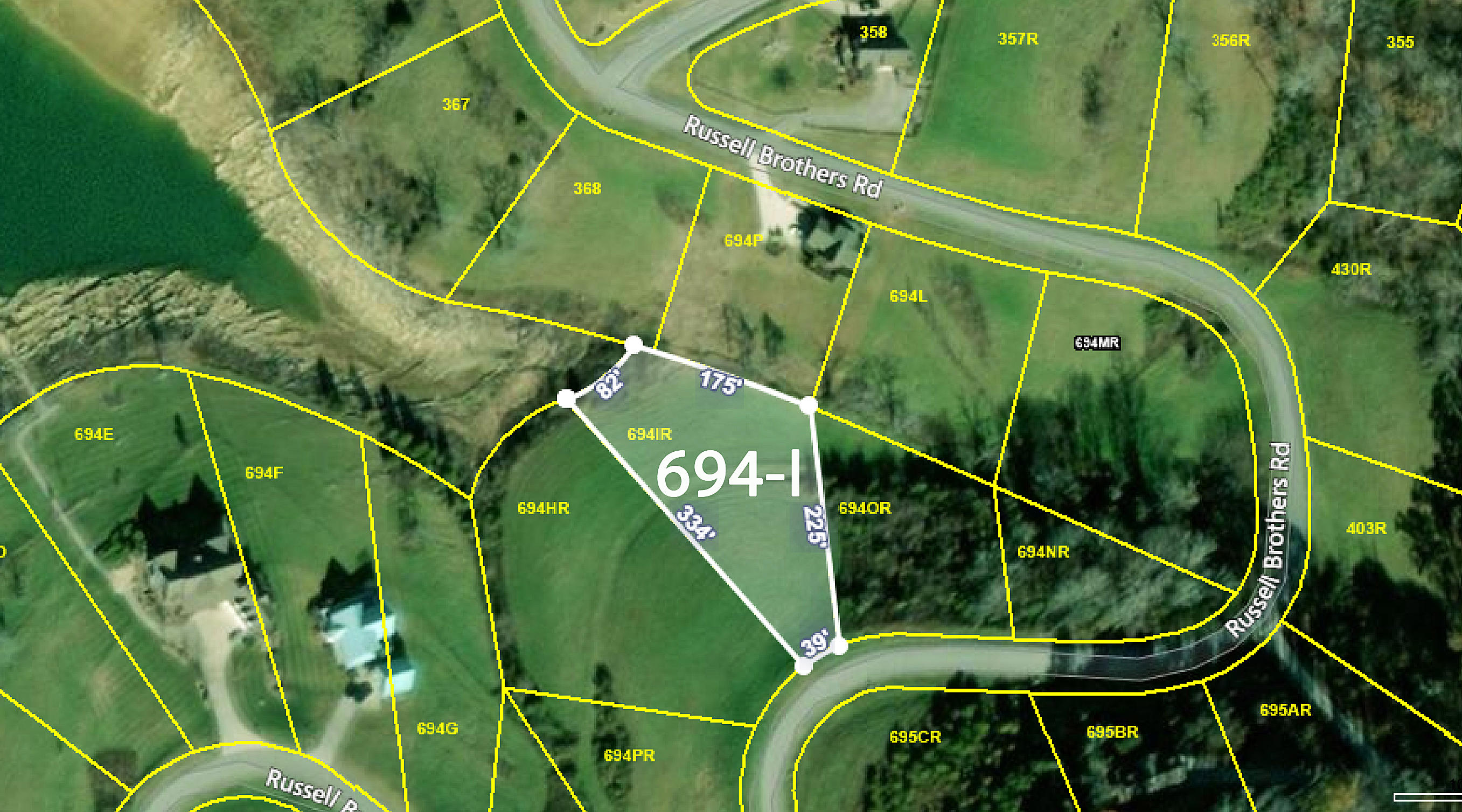 694-I Russell Bothers Rd: