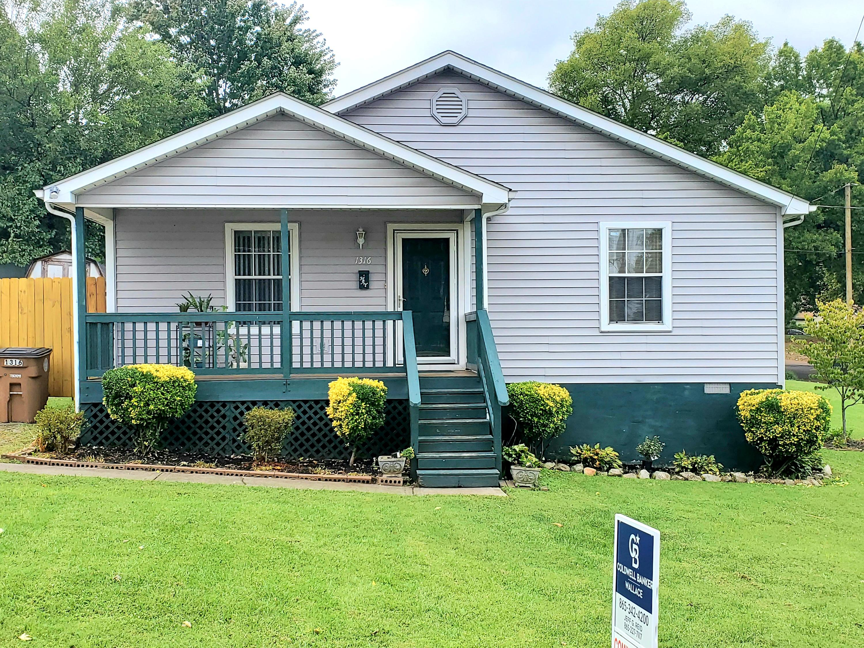 1316 Boyd, Knoxville, Tennessee, United States 37921, 5 Bedrooms Bedrooms, ,2 BathroomsBathrooms,Single Family,For Sale,Boyd,1130062