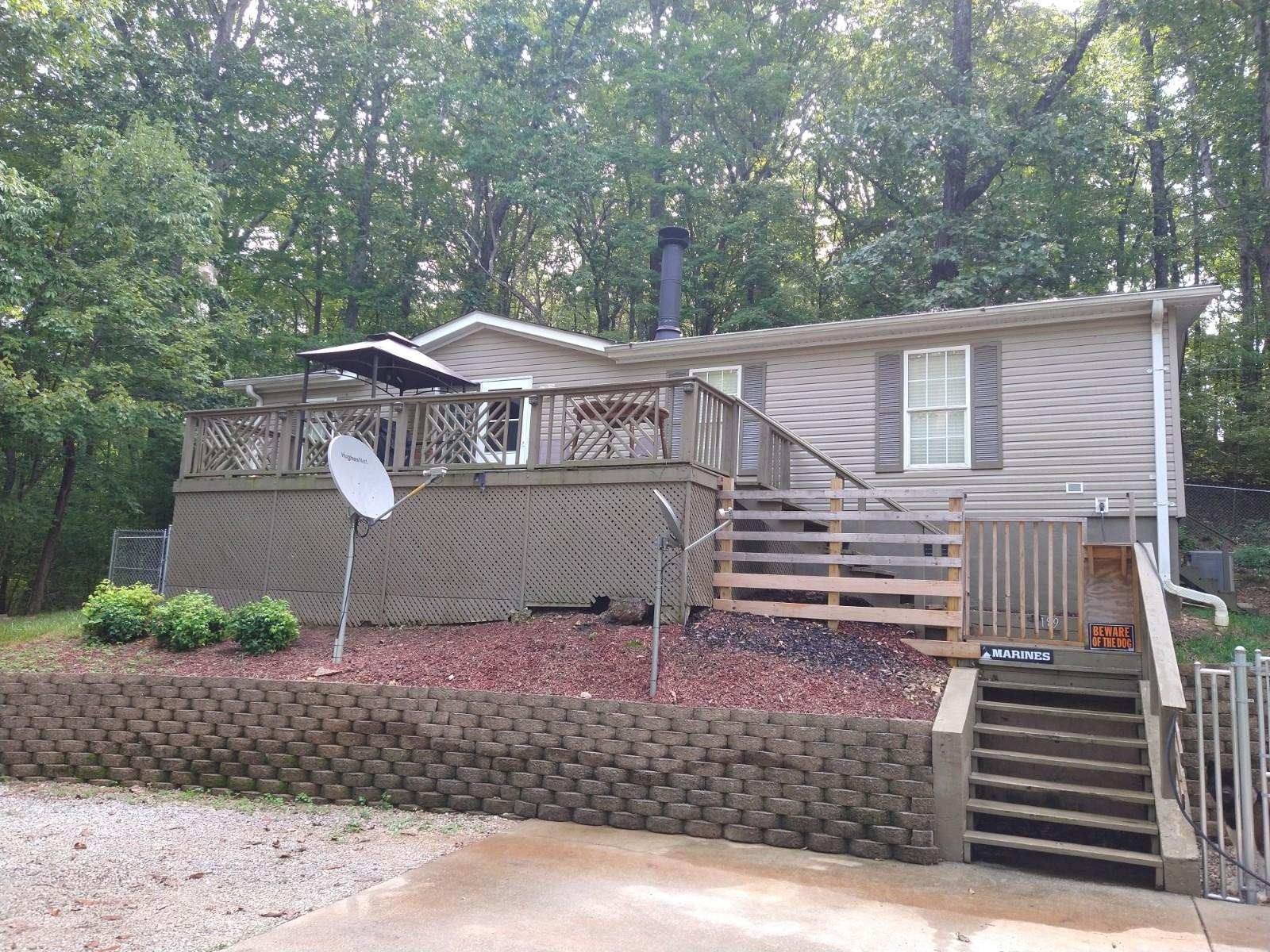 189 Fawn Rest, Harriman, Tennessee, United States 37748, 3 Bedrooms Bedrooms, ,2 BathroomsBathrooms,Single Family,For Sale,Fawn Rest,1130181
