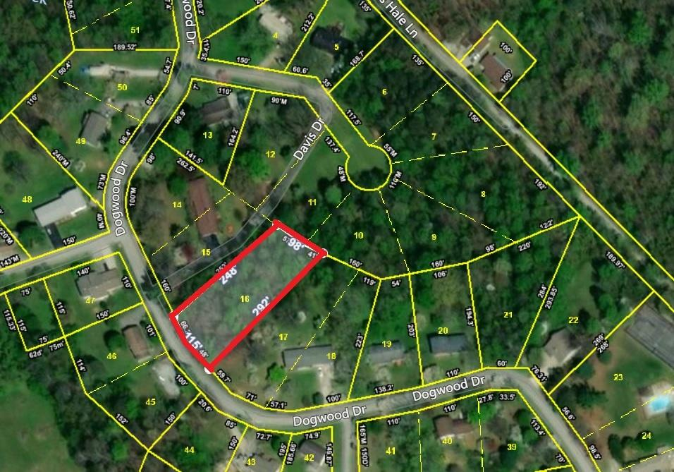 Dogwood, Harriman, Tennessee, United States 37748, ,Lots & Acreage,For Sale,Dogwood,1131190